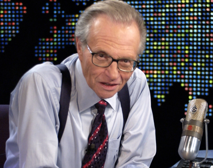 Larry King Has Died