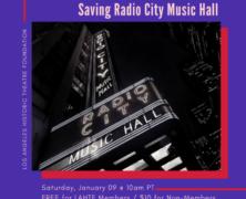 Saving Radio City