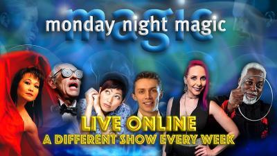 Monday Night Magic: Live Online