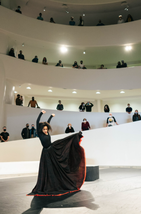 Martha Graham at the Guggenheim