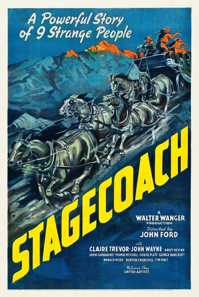 STAGECOACH: LORE, AND ORDER