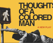 Thoughts of a Colored Man Cast!