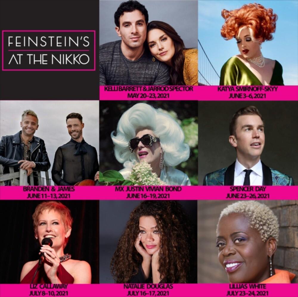 Feinstein's at the Nikko Opening