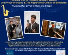 Danny Bacher & Vince Giordano