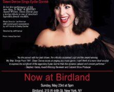 Dawn Derow at Birdland