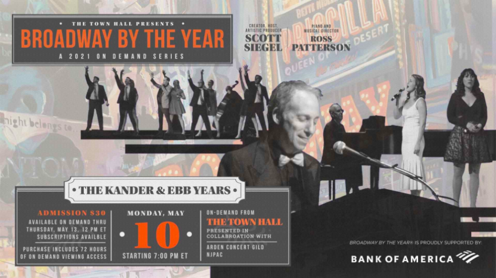 Scott Siegel 's Broadway by the Year® On Demand