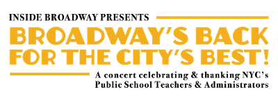 Broadway's Back for the City's Best