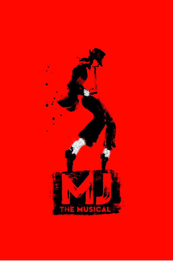 MJ Set for Broadway