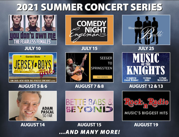 Summer Concerts in Northport