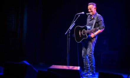 Springsteen Reopens Broadway