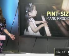 3 Year Old Piano Prodigy