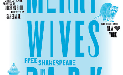 Shakespeare in the Park – Merry Wives