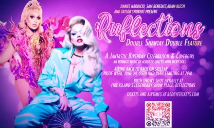 Ruflections Celebrates Pride