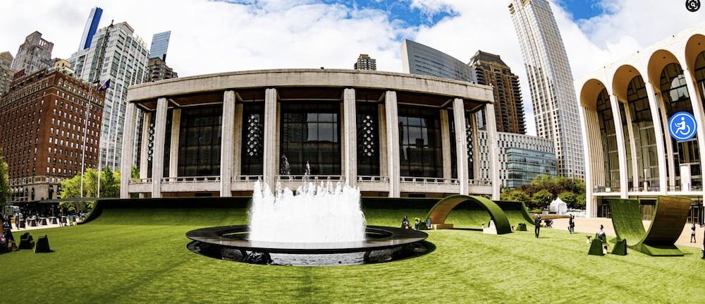 Success at Lincoln Center's Restart Stages