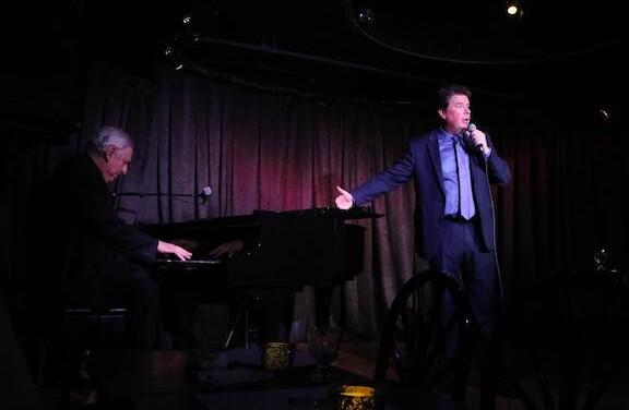 Dave Konig with Elliot Finkel