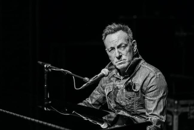 Springsteen Back on Broadway