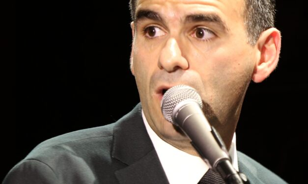 Joe Iconis and Friends Light Up the 54 Below Stage