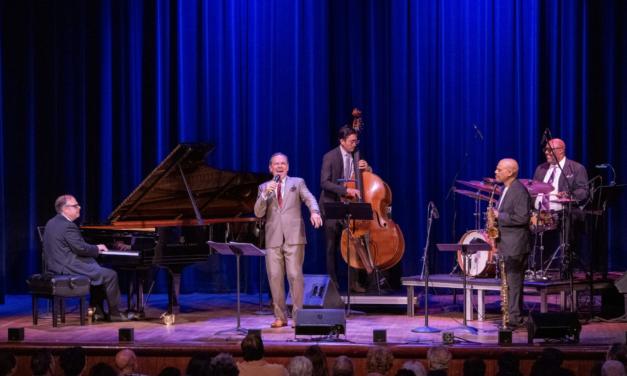 Jazz in July: Kurt Elling & Bill Charlap Standard Time