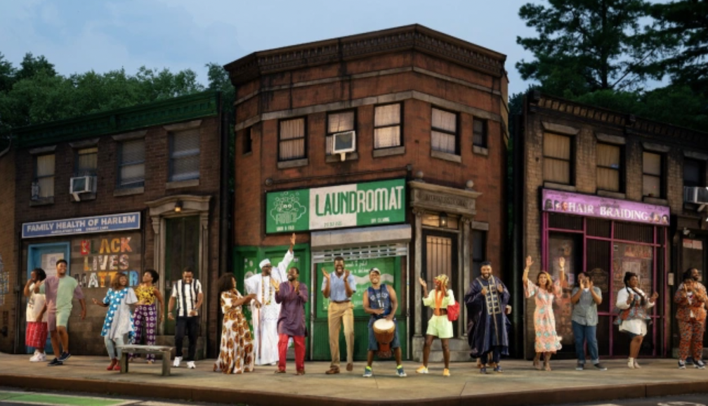 Merry Wives Cancels 3d Night at Delacorte Theatre