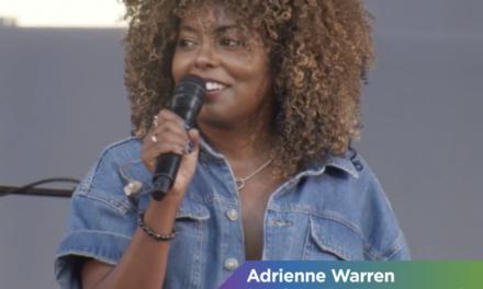 Adrienne Warren and Friends