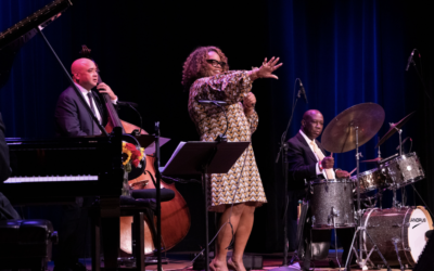 Jazz in July: Dianne Reeves Meets the Bill Charlap Trio