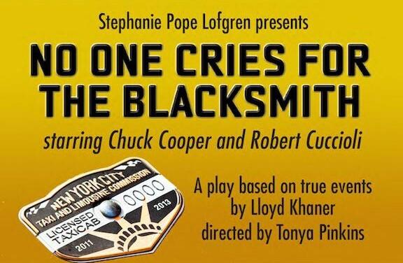 NO ONE CRIES FOR THE BLACKSMITH