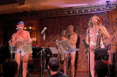 THE SKIVVIES: LITTLE SHOP OF ROCKY HORRORS