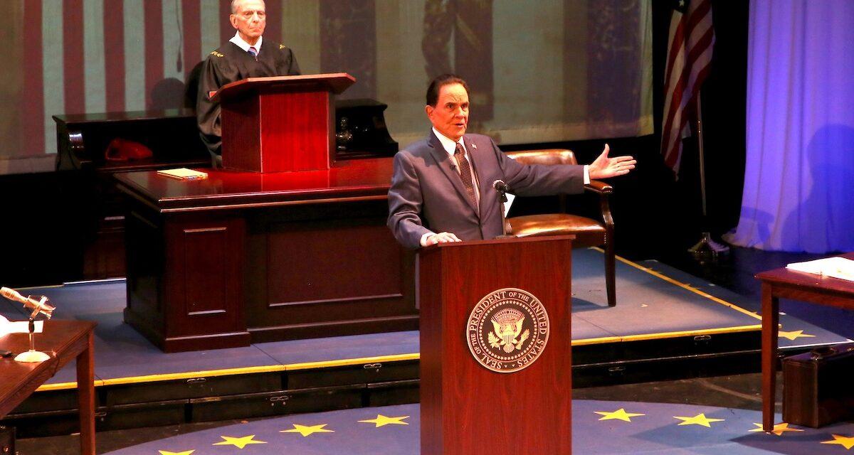 Trial on the Potomac–The Impeachment of Richard Nixon
