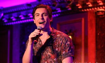 Derek Klena Embraces Love and Life in NYC