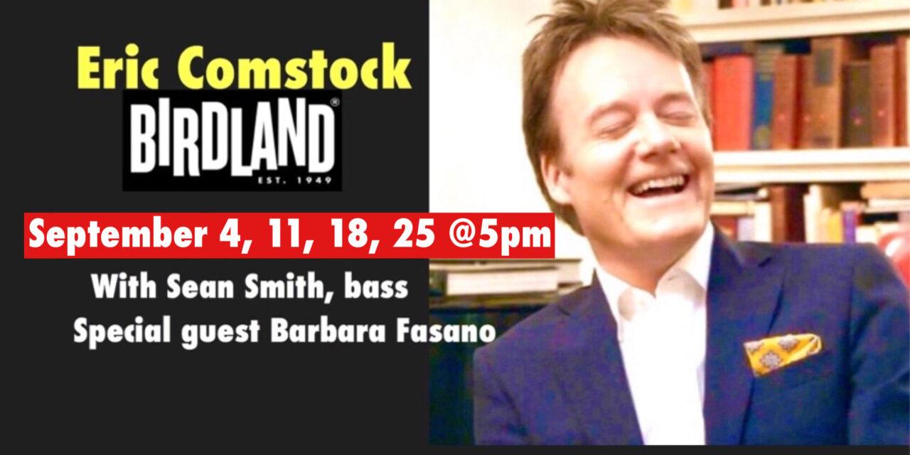 Birdland – Comstock & Fasano