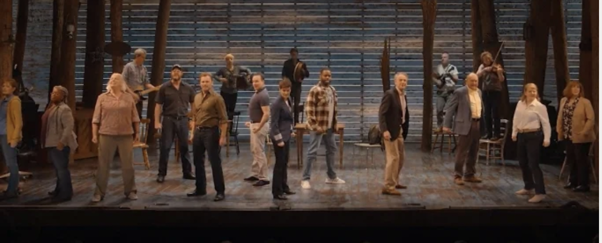 Come From Away on Film