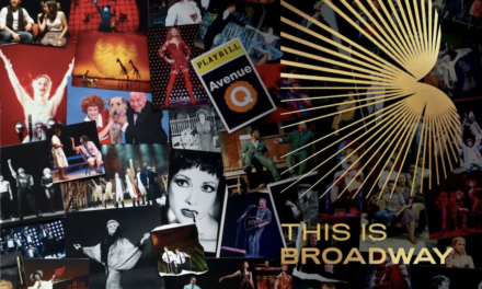 This Is Broadway Welcome