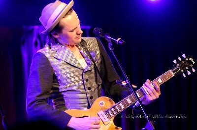 Reeve Carney Resumes His Residency at The Green Room 42