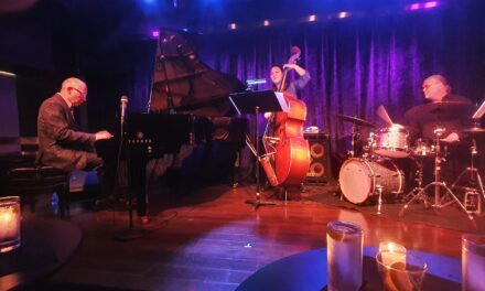 Ted Rosenthal Trio at Birdland