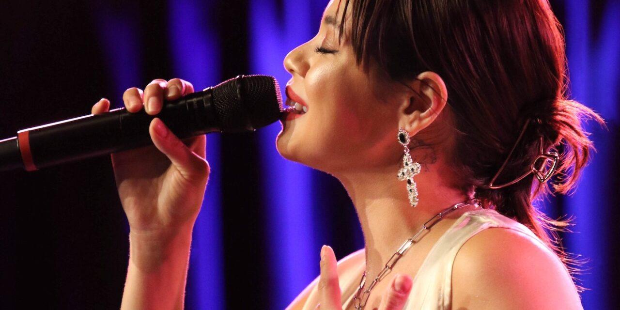 Eva Noblezada Exudes Love at The Green Room 42