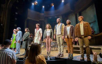 Hadestown Makes a Jubilant Return to Broadway