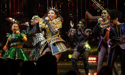 """Re-Opening Night at """"Six"""" On Broadway"""