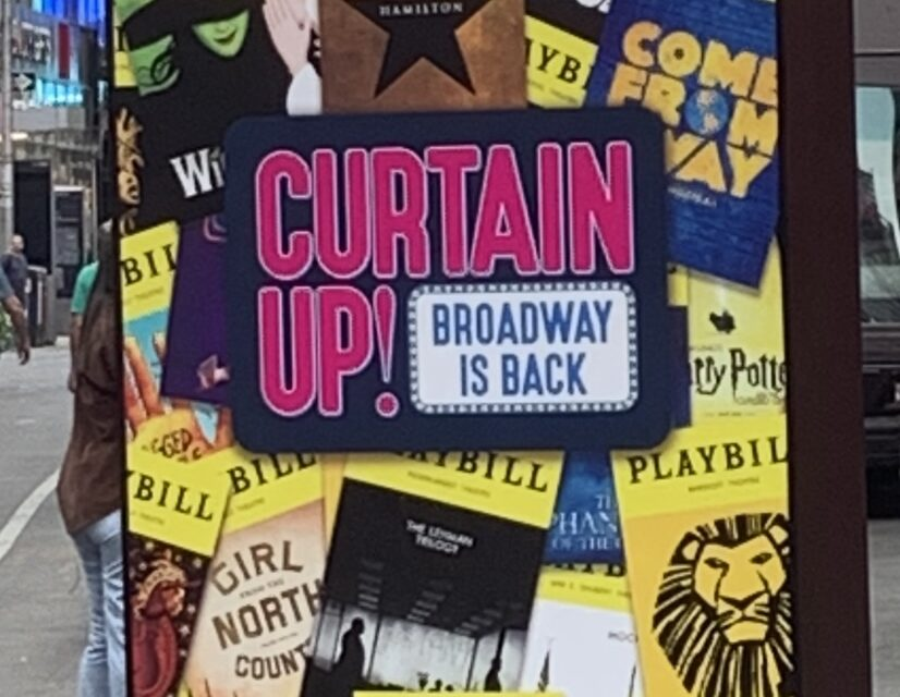 """Playbill Declares """"Curtain Up!"""" with Unprecedented Outdoor Festival"""
