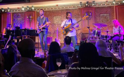 """Sing Street Musicians in """"The Wrong Gig"""" at Feinstein's/54 Below"""