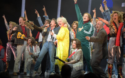 Opening Nights in London's West End