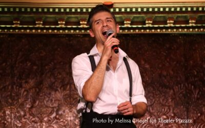 Tony Yazbeck Taps Up a Storm at Feinstein's/54 Below