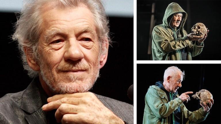 Conversation with Sir Ian McKellen