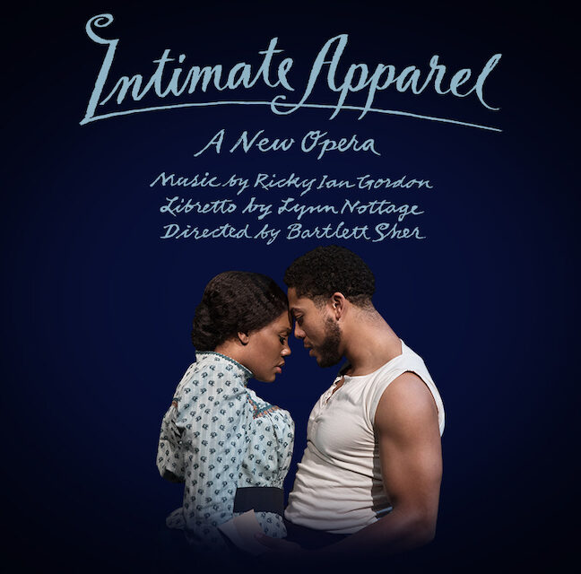 Intimate Apparel Returns to LCT