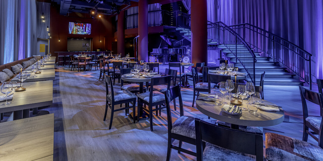 A New Hot Nightclub Emerges