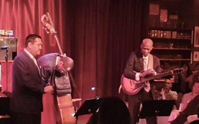Ron Carter's Golden Striker Trio at Birdland Jazz