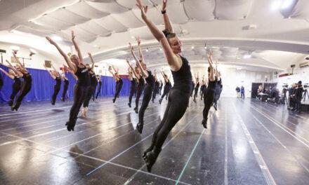 Radio City Rockettes Ready for 2021 Xmas Spectacular