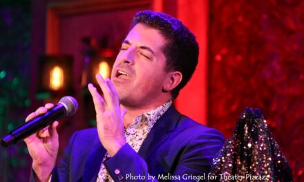 Anthony Nunziata and Friends Reunite on the Feinstein's Stage