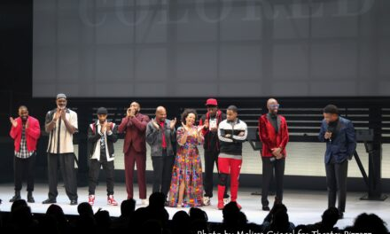 Thoughts of a Colored Man Opens on Broadway