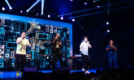 Freestyle Love Supreme ReOpens on Broadway