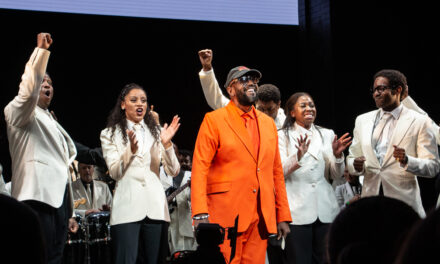 Photos: Ain't Too Proud Opening Night